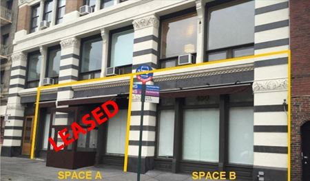 Formerly Greenwich Lane Sales Office (Space B) - New York