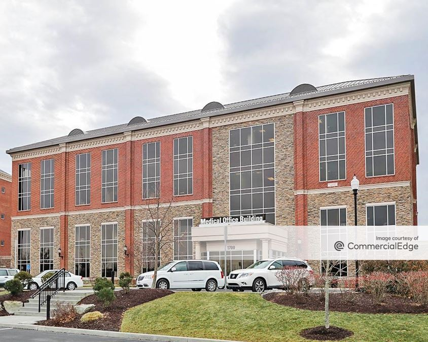 St. Luke's Anderson Campus - Medical Office Building