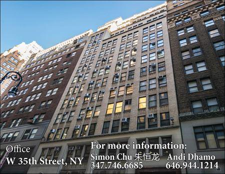 261 West 35th Street - New York
