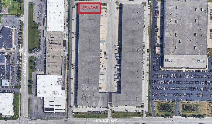 40,686 SF Available for Lease in Niles