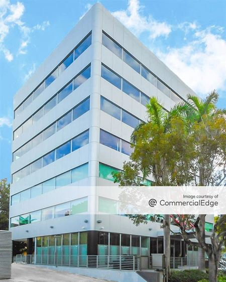 Grove Plaza Building - Miami