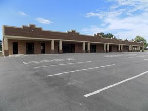 Mineral Springs Retail Center
