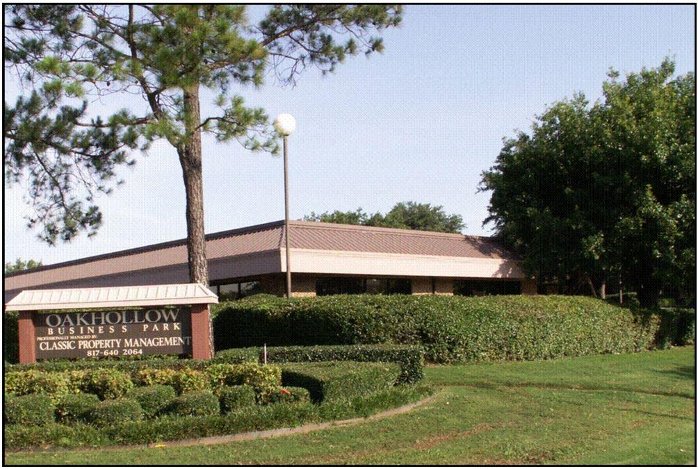 Oakhollow Business Park- Office