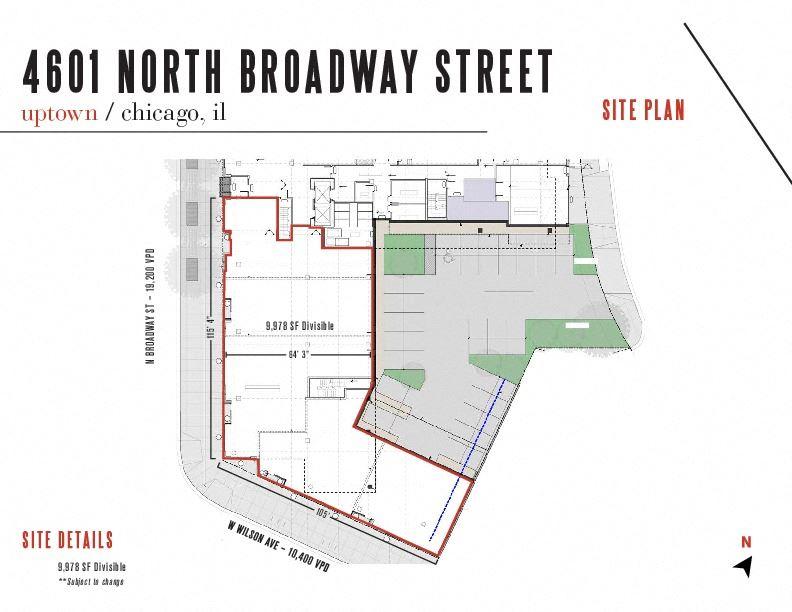 4601 N. Broadway Street