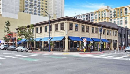 Julian Building - San Diego