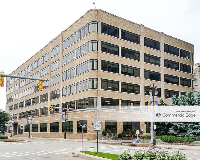 DTE Energy Headquarters - Service Building
