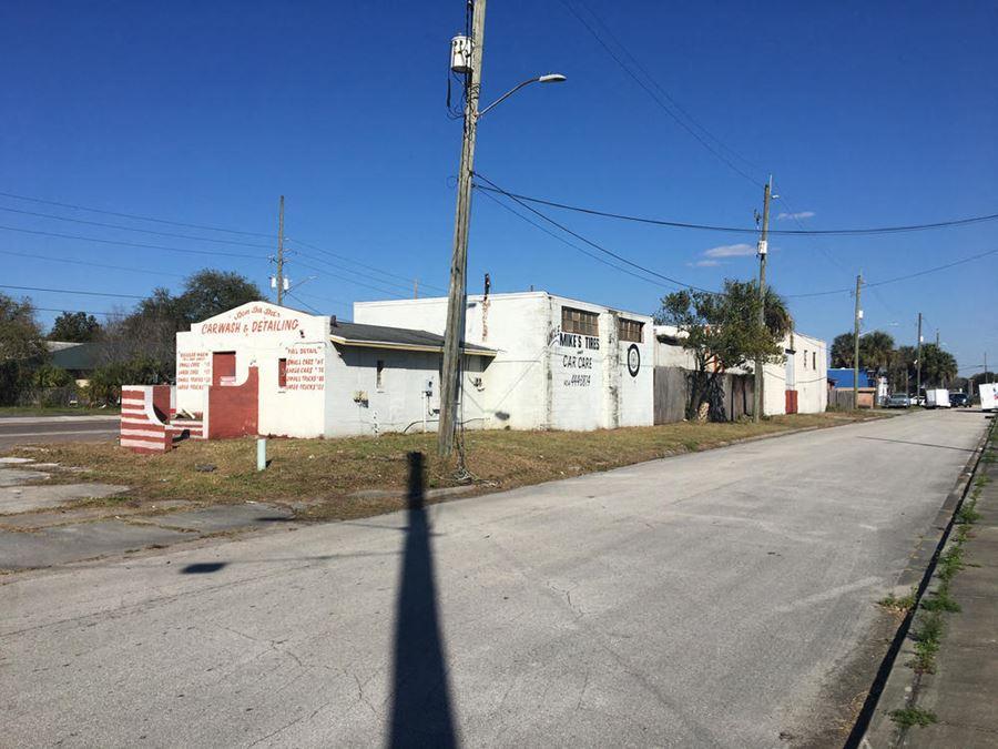 Florida Heavy Industrial Repair Building