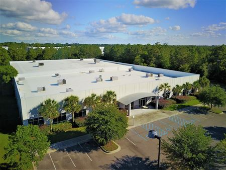 50,000 Class A Climate Controlled Industrial Facility for Lease - Charleston