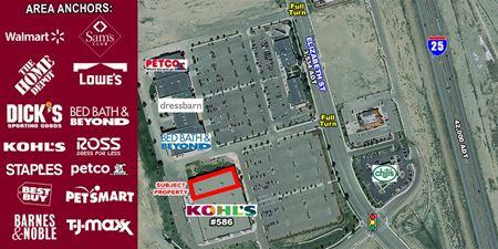 Box Space Adjacent to Kohl's - Pueblo
