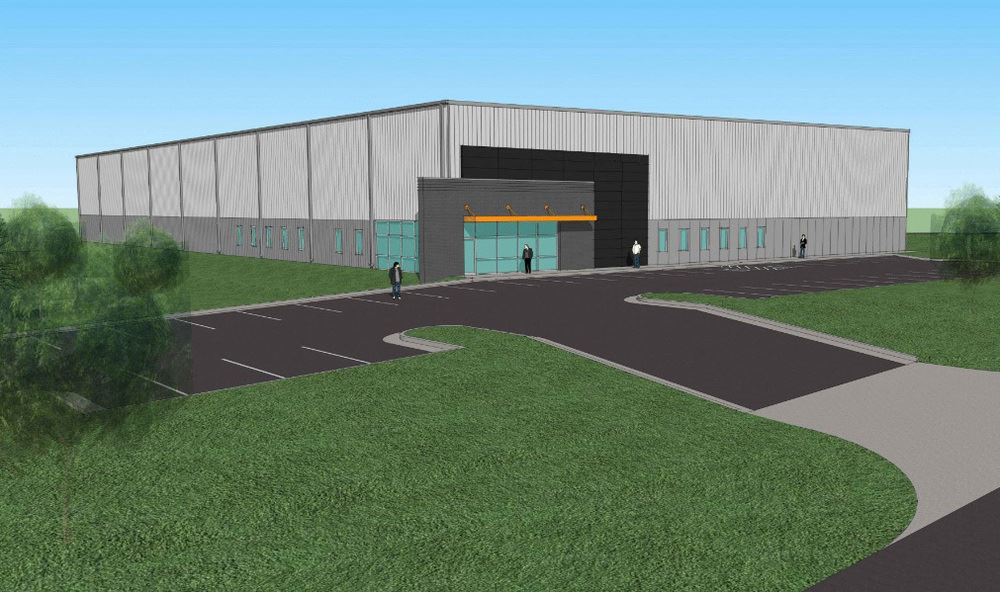 Industrial BTS Property in NE Springfield