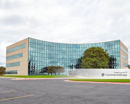 The Corporate Hills Office Building - Wichita
