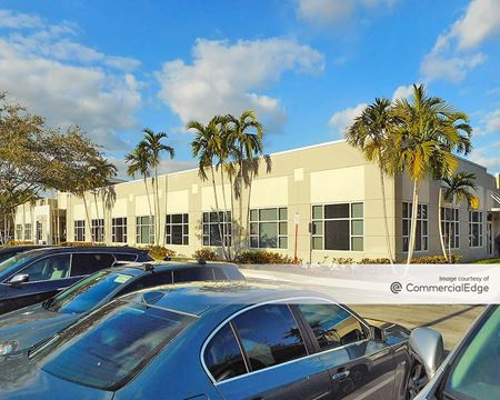 Meridian Business Campus - 3040 & 3050 Universal Blvd - Weston
