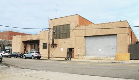 18,500 sf Commercial Building With Parking For Sale - Ridgewood