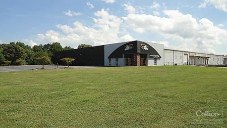 ±80,000 SF Industrial Building for Lease off I-85 in Duncan, SC - Duncan