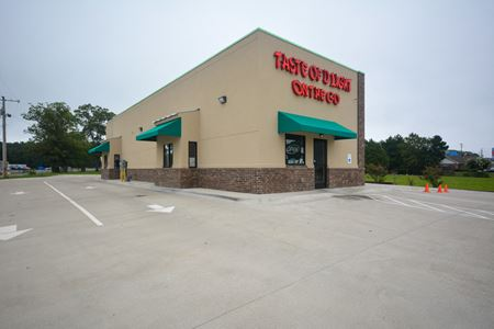 Restaurant Building for Sale - Bryant