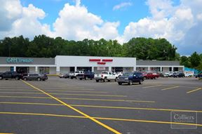 Richardson Plaza - ±5,080 SF to ±6,720 SF available