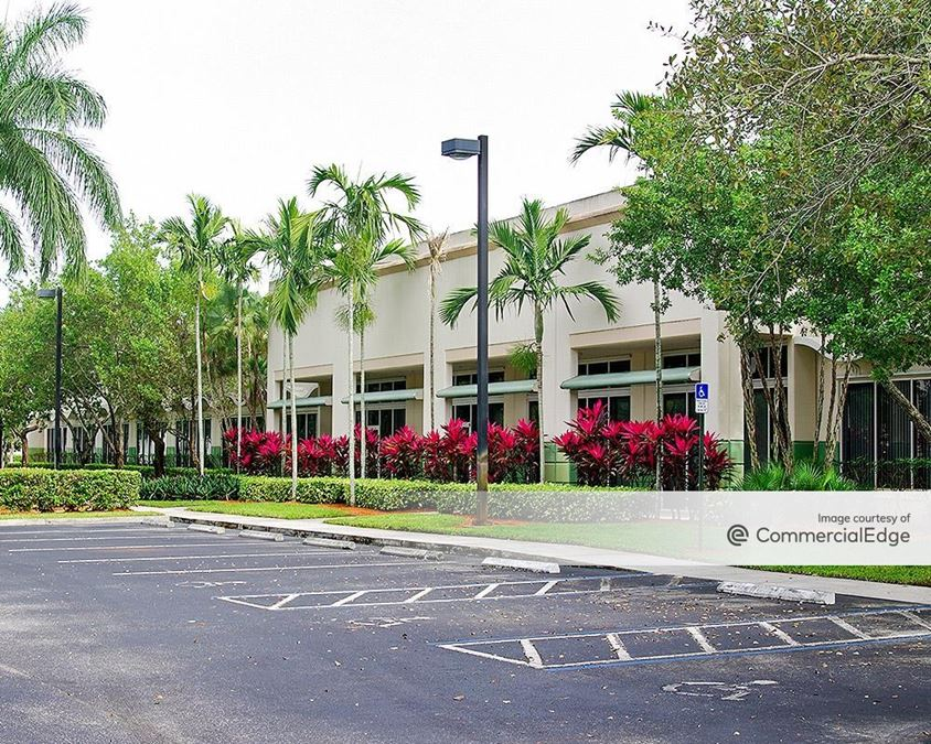 Sawgrass Commerce Center - Building B