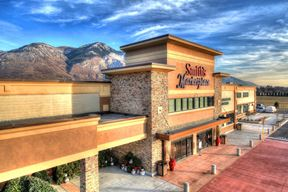 Smith's Anchored Retail Pad - St. George