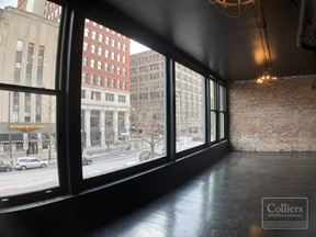 Move-in Ready Space Steps from Monument Circle