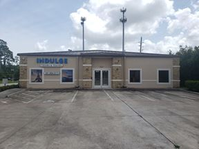 Mixed Use Building with Commissary in Northwest Houston