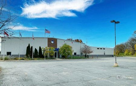 Free Standing Industrial Building - Carmel