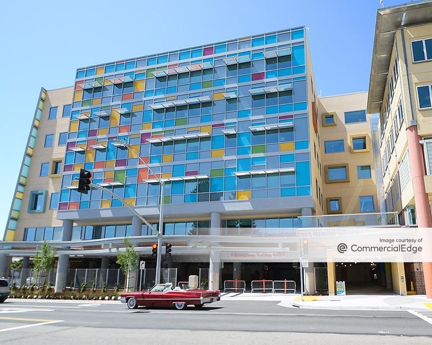 UCSF Benioff Children's Hospital Oakland - Outpatient Center 2