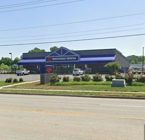 Former Southern States - SUB-LEASE - Rock Hill
