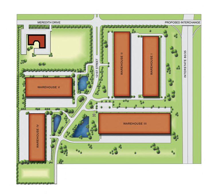 Meredith Business Park III