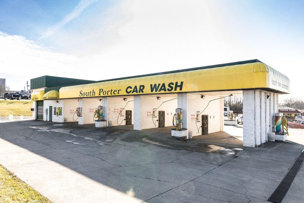 S Porter Drive Car Wash