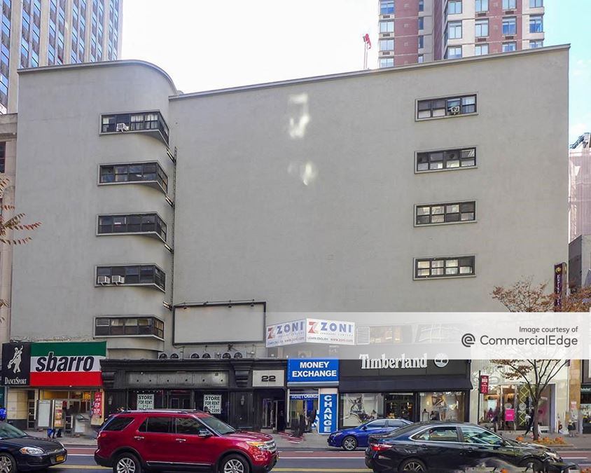 22 West 34th Street