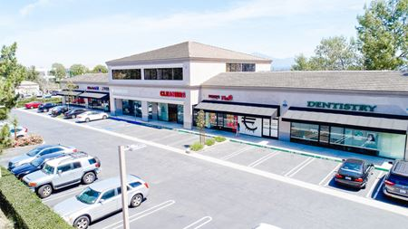 THE SHOPS AT TOWN CENTER WEST - Aliso Viejo