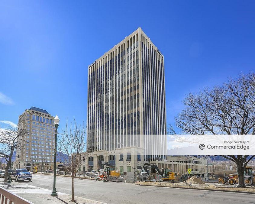 Palmer Center - 1st Bank Building