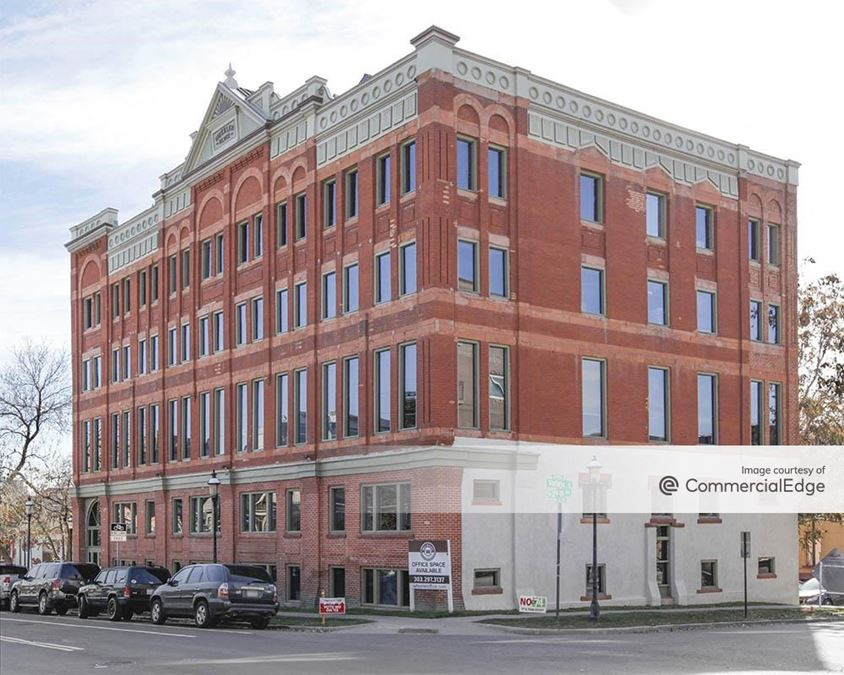 The Wheeler Block Building