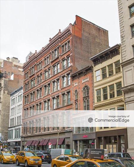 27 West 23rd Street - New York