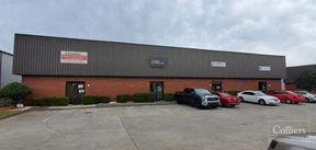 3,000 SF Warehouse for Lease - McDonough