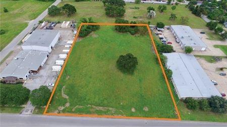 ± 2.36 Acres | 2402 & 2404 Osborn Lane | Bryan, TX - Bryan