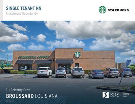Broussard, LA - Starbucks - Broussard
