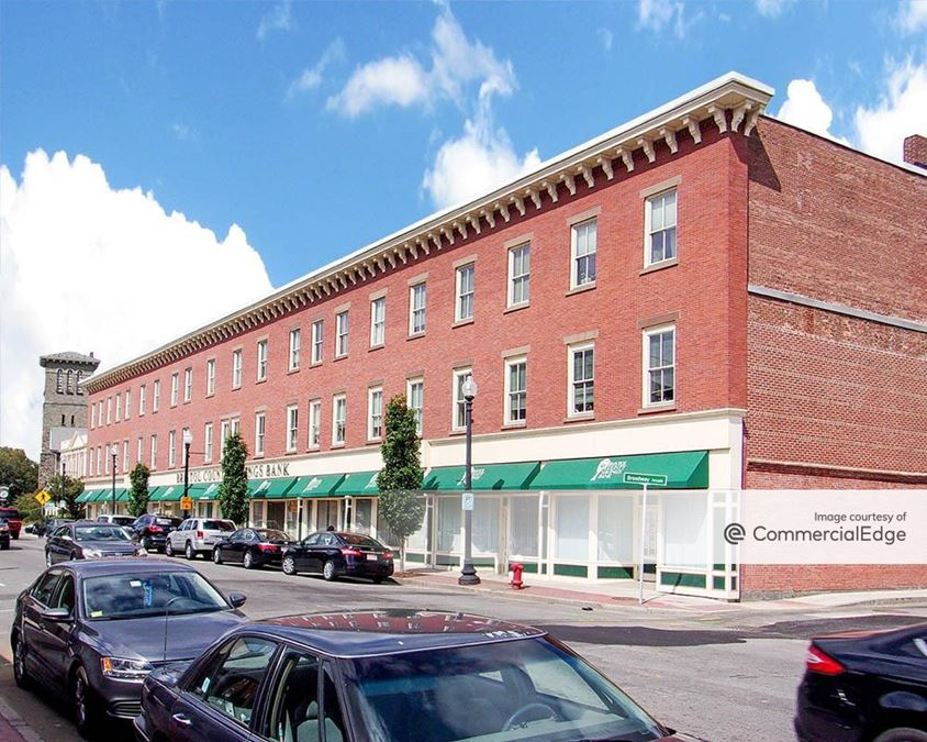 Bristol County Savings Bank Headquarters