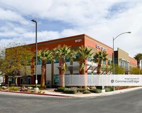 Desert Canyon Business Park - 9121 West Russell Road