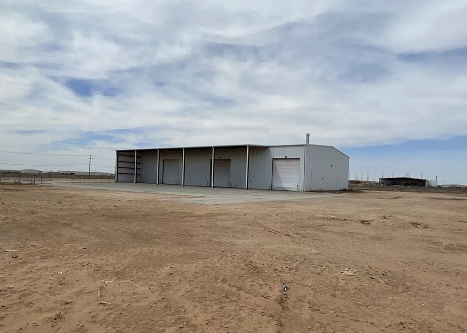 For Sale or Lease: 23,750 SF Total on 4 Acres