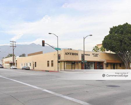 Pasadena Business Park - 2505-2525, 2555 East Colorado Blvd & 40 North Altadena Drive - Pasadena