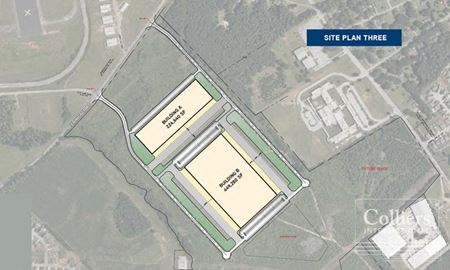Willimon Business Park Class A Industrial in Greenville - Greenville