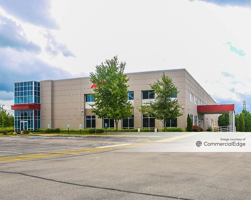 Blankenbaker Building