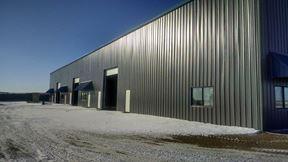 20,000 SF Industrial Building on 5.9 AC - Williston