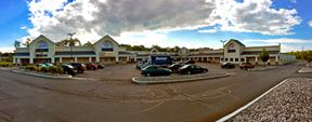 Carriage Square Shopping Center - Tobyhanna