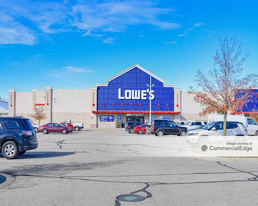 Regional Shopping Center - Lowe's