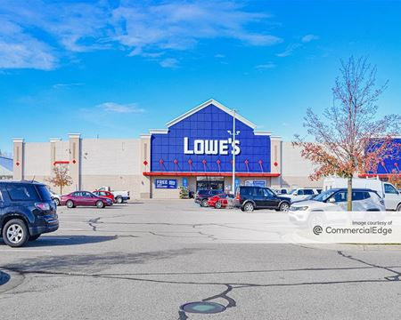 Regional Shopping Center - Lowe's - Clinton Township