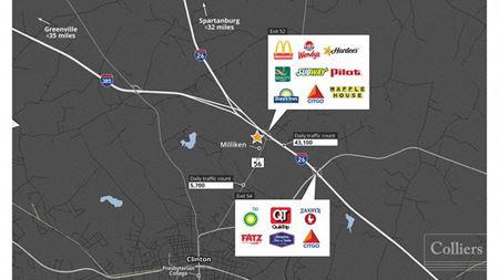 Retail/Mixed-Use Lots at I-26 Exit 52 - Clinton