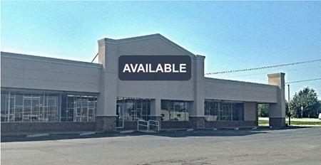 Burr Shopping Center - Pauls Valley