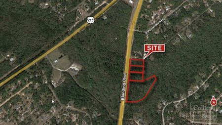 10.28± AC on Periwinkle Avenue - Middleburg